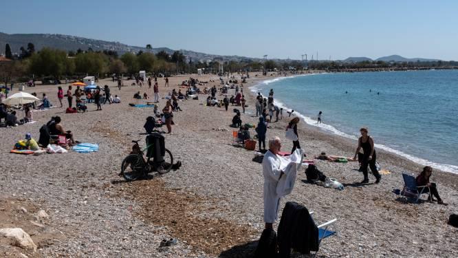 Griekenland schrapt quarantaineplicht voor toeristen uit Europese Unie
