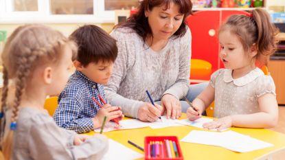 Officieel groen licht: leerplicht voor kinderen naar vijf jaar