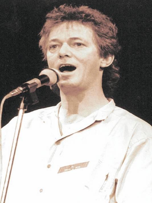 Harrie Jekkers in 1989.