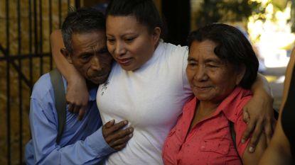 'Abortus' blijkt miskraam: vrouw uit El Salvador vrijgelaten na 11 jaar cel