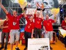 Apeldoornse leerlingen naar  finale vakkanjers in Utrecht