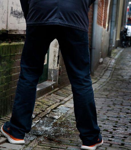 Utrechters zijn echte wildplassers: drie keer vaker dan landelijk een boete