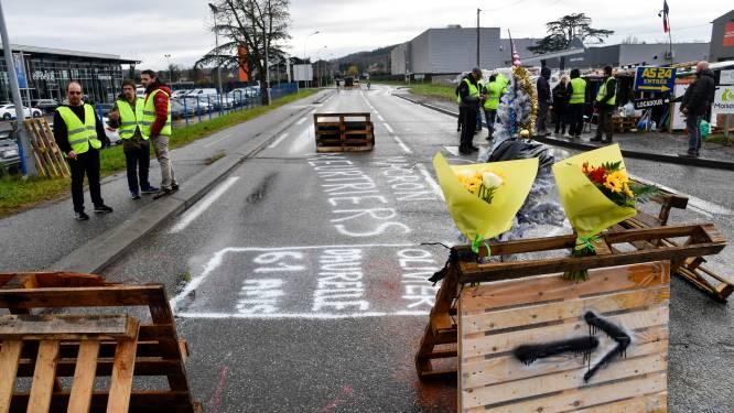 Automobilist komt om het leven aan blokkade van 'gele hesjes' in Perpignan