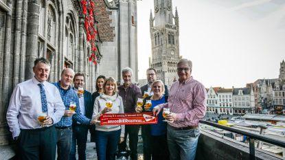 Bierfestival voor het laatst op de Markt (als vergunning in orde komt)