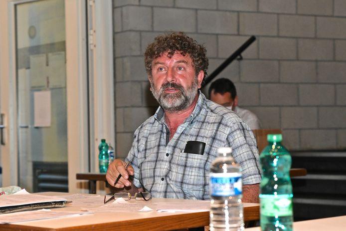 Fractievoorzitter Luk Hoflack van InSamenSpraak