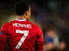 Beckham: Memphis kan vloek op nr 7 wegnemen