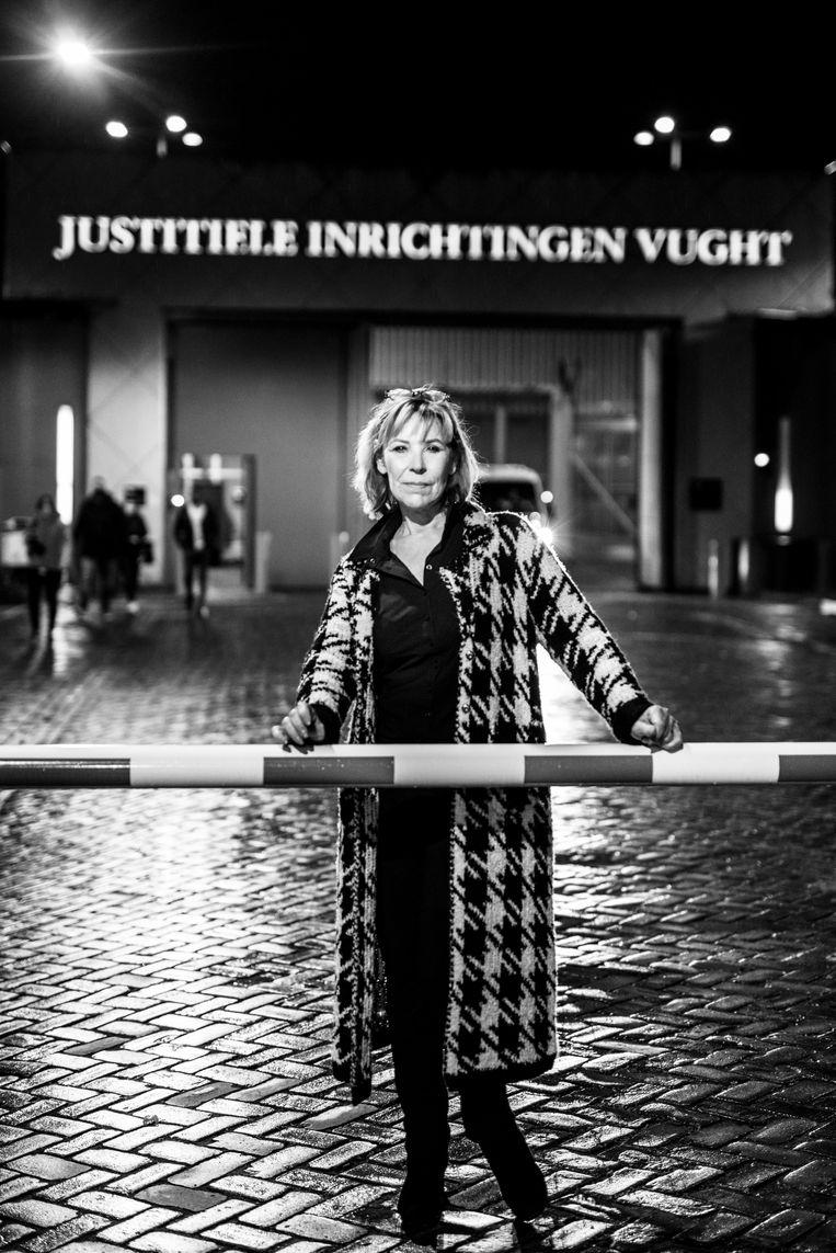 Yola Wanders: 'Veiligheid staat altijd voorop. Maar je moet blijven kijken of het nog van meerwaarde is dat je iemand zo lang apart houdt.' Beeld Linelle Deunk