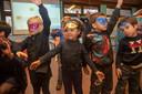 Basisschool De Linde wordt een Daltonschool en dat werd gelanceerd met een flashmob.