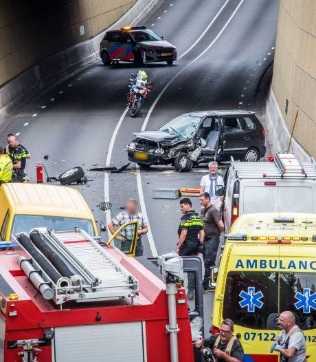 Tunnel onder spoor in Dieren tijdelijk afgesloten door ongeval