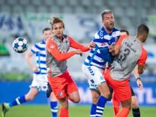 Eerste profcontract op zijn verjaardag: Tilburger Pieter Bogaers tekent tot 2023 bij FC Eindhoven