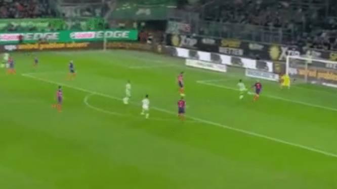 Origi scoort eerste goal in het shirt van Wolfsburg (maar drie punten levert ze niet op)
