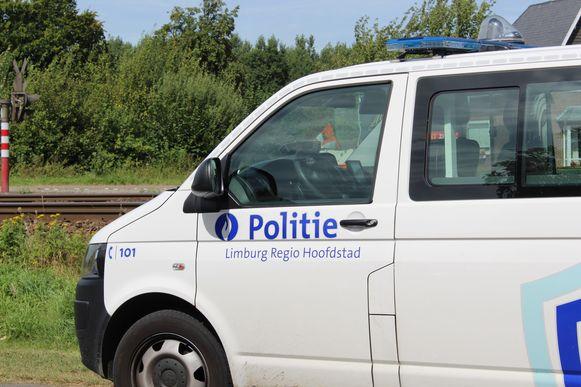 (archiefbeeld) De lokale politie Limburg Regio Hoofdstad kon de voertuigen na een korte achtervolging tot stilstand brengen.