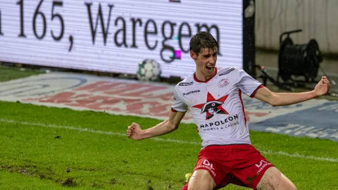 TOP Oss slaat toch nog toe op Deadline Day en huurt aanvallende middenvelder van Zulte Waregem
