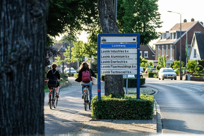 De grootste klap is vooralsnog het faillissement van gieterij Lovink in Terborg. Foto: Jan Ruland van den Brink