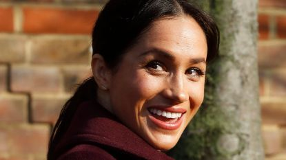 Brak Meghan Markle koninklijk protocol op British Fashion Awards?