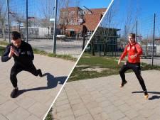 'Blijf fit als je thuis zit' - Zwolse personal trainer geeft vijf tips om thuis te sporten - Deel II