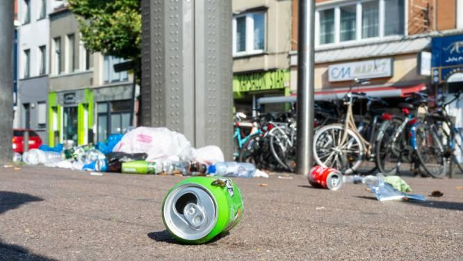 Stad deelde al 20.000 coronaboetes uit, De Wever vanaf nu scherper voor zwerfvuil en nachtlawaai