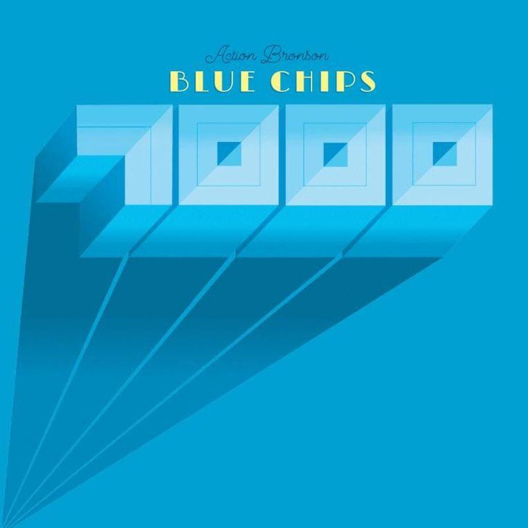 'Blue Chips 7000' van Action Bronson Beeld RV