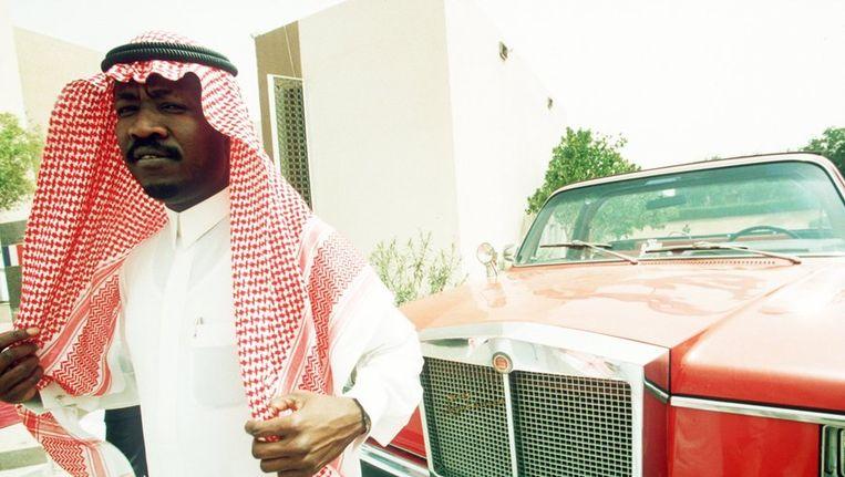 Bevolking van Saoedi-Arabië. Beeld anp