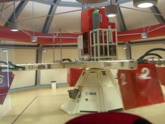 Belgische wetenschappers onderzoeken celherstel bij grote zwaartekracht