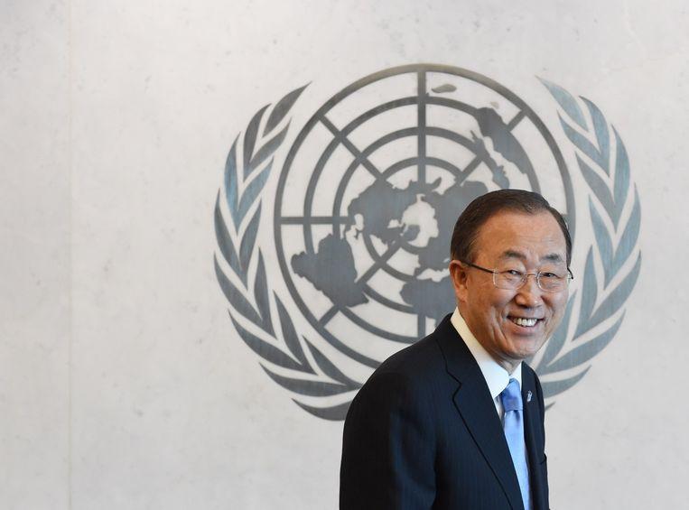 Secretaris-generaal van de VN, Bank Ki-Moon