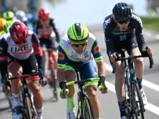 Twentse wielrenner Maurits Lammertink en ploeg uit Ronde van Zwitserland gehaald na positieve test staflid