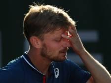 Désillusion pour Goffin éliminé par Musetti dès le 1er tour de Roland-Garros