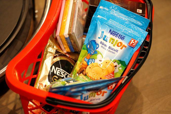 Nestlé-producten