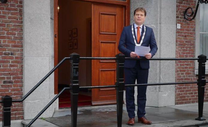 Burgemeester Michiel van Veen van Gemert-Bakel