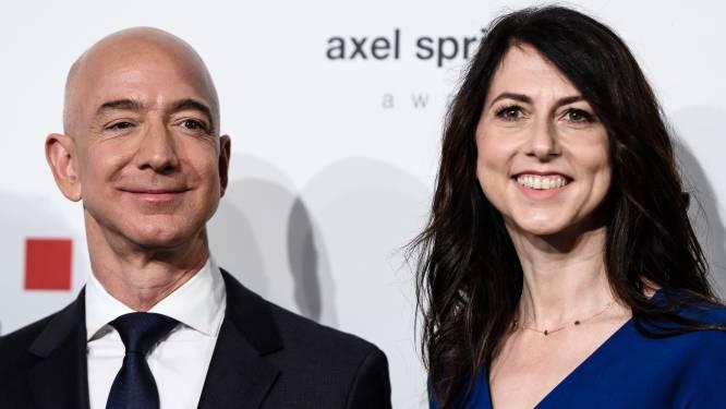 Hoezo, de rijkste man ter wereld? Amazon-topman Jeff Bezos ziet fortuin gehalveerd door scheiding