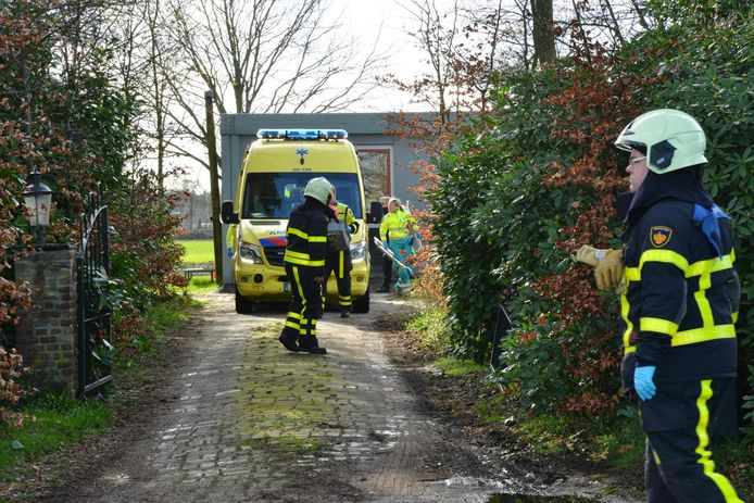 Ernstig ongeval in Hoeven