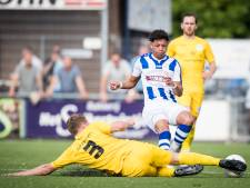 FC Lienden thuis nipt onderuit tegen IJsselmeervogels