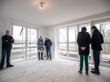 Hoog wonen in torens 'Gelderse Roos' Arnhem blijkt een hit