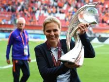 Wiegman hoopt op WK 2027 in Nederland met 'intenser, explosiever en fysieker spel'