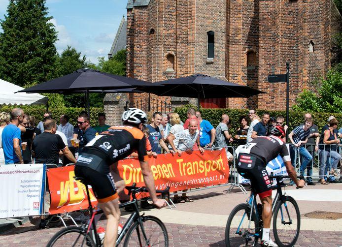 De wielerronde van Duizel kon vorig jaar niet doorgaan, maar staat maandag weer op het programma.