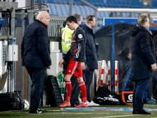 Advocaat sprak niet met Berghuis over rode kaart: 'Hij weet zelf wel wat hij verkeerd heeft gedaan'