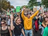 Duizenden demonstranten bij Unmute Us in Den Haag