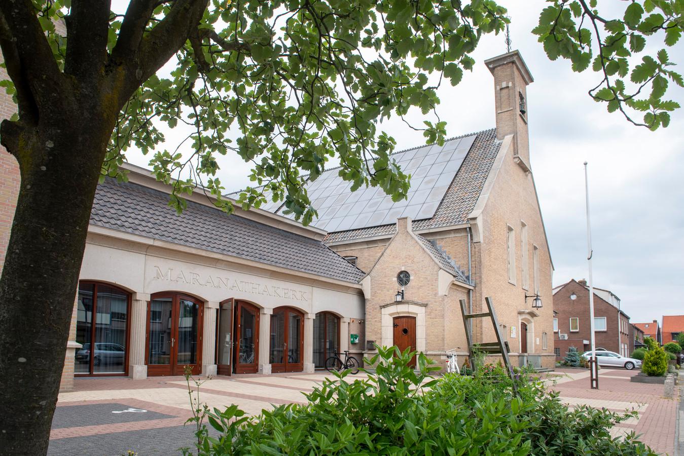 Maranathakerk in Bunschoten.