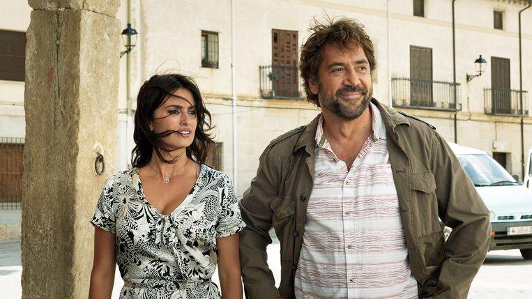 Penélope Cruz en Javier Bardem in Todos lo saben van Asghar Farhadi. Beeld