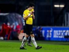 NAC ook tegen FC Den Bosch zonder Haye