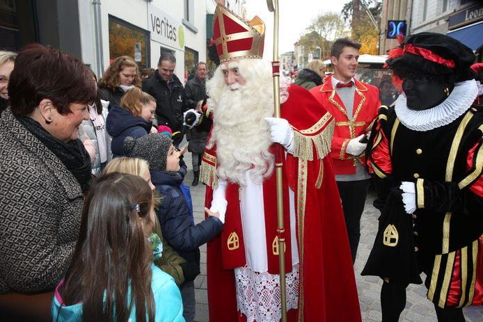 Sinterklaas maakt al enkele jaren tijd voor een intrede maar dit jaar wordt er een heuse Sinterklaasparade georganiseerd.