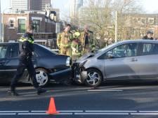Veroorzaker ongeluk Schenkviaduct rijdt door