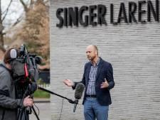 Singer en Groninger Museum blij: 'Hopen dat aanhouding naar schilderijen leidt'