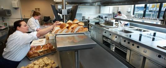 Een kijkje in de keuken van Hotel Van de Valk Uden/Veghel.