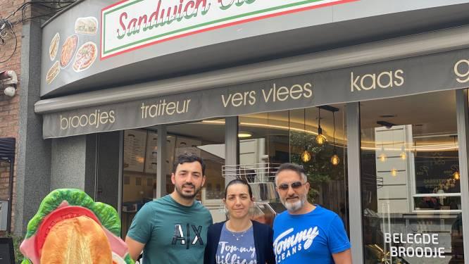 """Gök-telg Hacer (36) opent broodjeszaak in pand van iconische slagerij: """"Mijn vader en broer runnen Gök 2 aan de overkant, maar ik doe hier mijn eigen ding"""""""