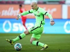 Niklas Lomb of Niklas Lomp? Vreselijke keepersblunder kost Bosz twee punten