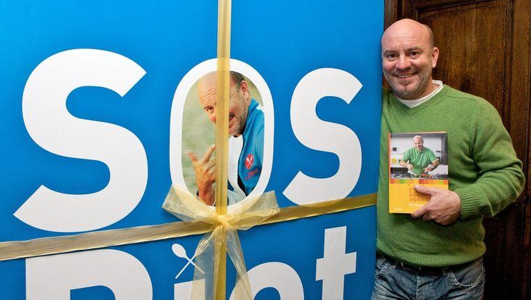 Dit najaar zou er nog een 'SOS Piet'-boek uitkomen, maar nadien is het afgelopen. Beeld BELGA