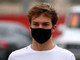 Formule 1-piloot Pierre Gasly test positief op corona