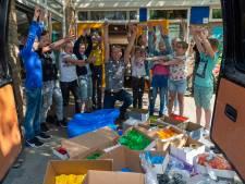 Doppeninzameling als aanzet voor strijd tegen zwerfafval in Epe
