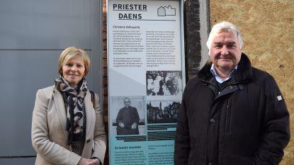 'Deur van Daens' in Rozemarijnstraat krijgt infopaneel